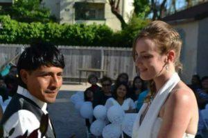 VÍDEO : La verdadera historia detrás de la boda que causo furor en las redes sociales.