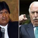 Durísimo: El ex presidente colombiano Andrés Pastrana acusa a Evo Morales haber tenido vínculos con Pablo Escobar.