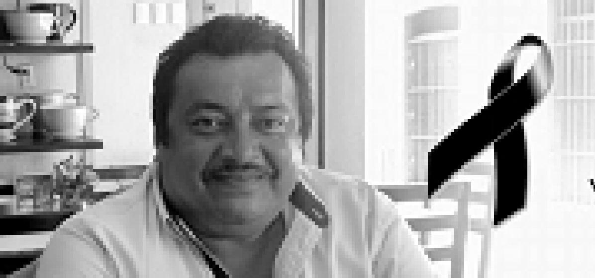 ASESINAN TIROS AL PERIODISTA LEOBARDO VAZQUEZ ATZIN EN VERACRUZ
