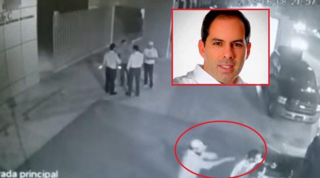 Dieron muerte a candidato del PRI en Coahuila. (VIDEO)