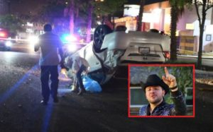 Murió el cantante Jorge Valenzuela en fatal accidente