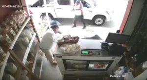 VIDEO: El Asesinato de los tres aguacateros fue grabado por las cámaras de seguridad