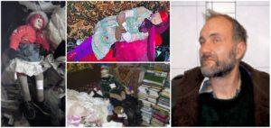 Desenterraba cadáveres de niñas para convertirlos en muñecas, puede quedar libre