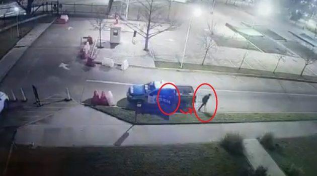 Video: Preso se fuga aprovechando que los policías dormían