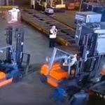 Robo de película, se llevaron más de 700 kilos de oro (Video)