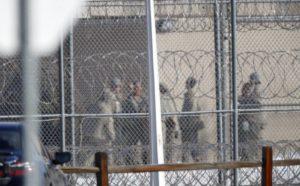 Coronavirus llegó a la cárcel de Nueva York